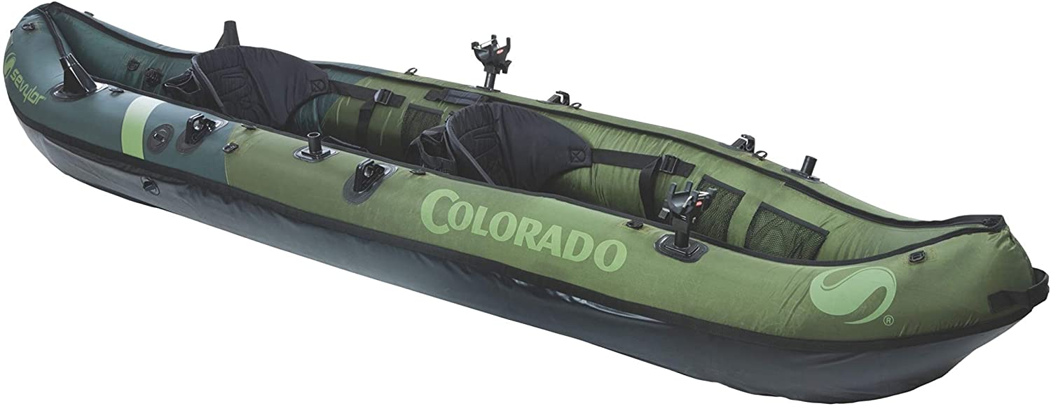 Sevylor Coleman Inflatable Kayak
