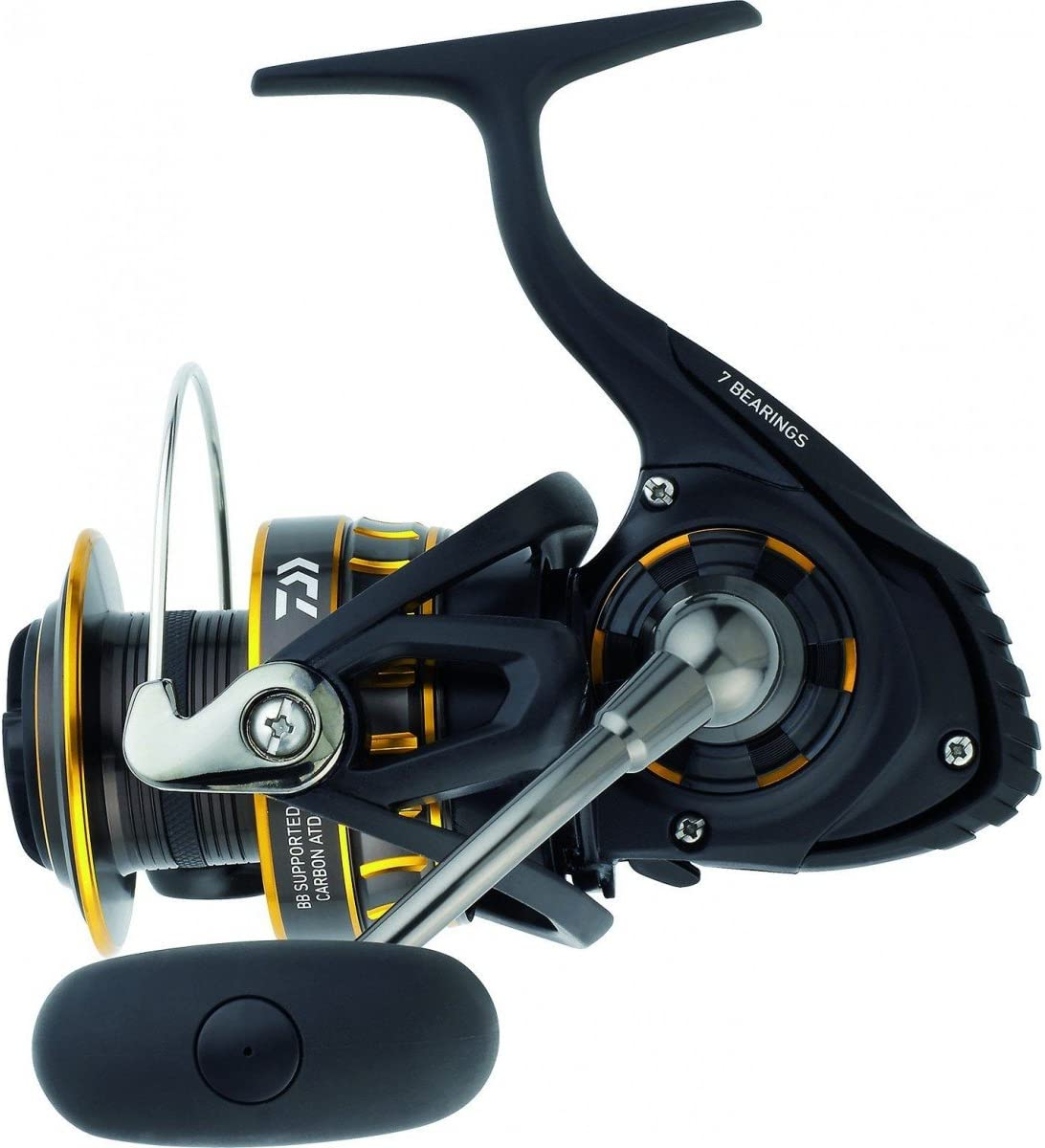 The Daiwa Bg Reel