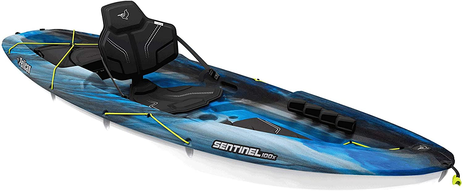 Pelican Sentinel 100X Fishing Kayak