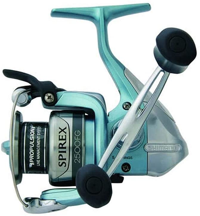 The Shimano Spirex FG Reel