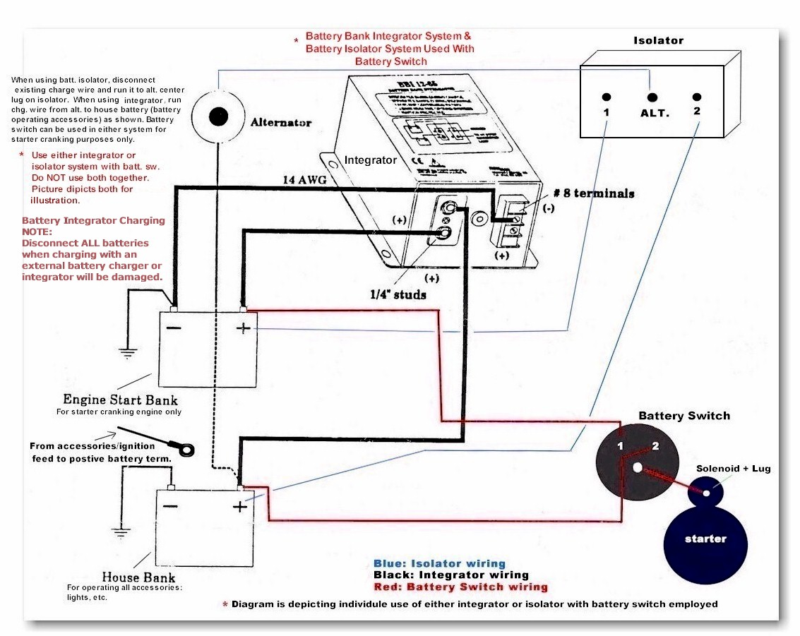 two battery boat wiring diagram two get free image about wiring diagram