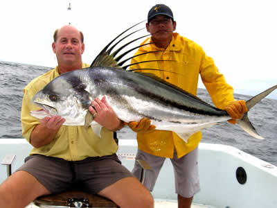 Rooster fishing costa rica for Rooster fish pictures