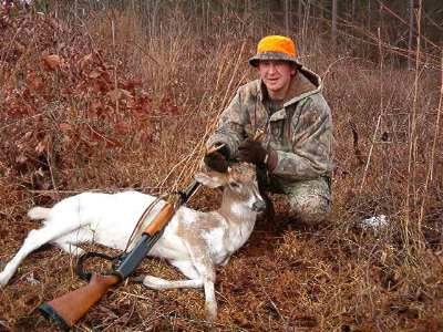 Piebald Buck from Alabama
